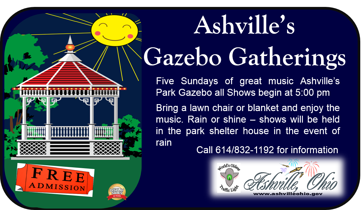 ASHVILLE'S Gazebo Gatherings