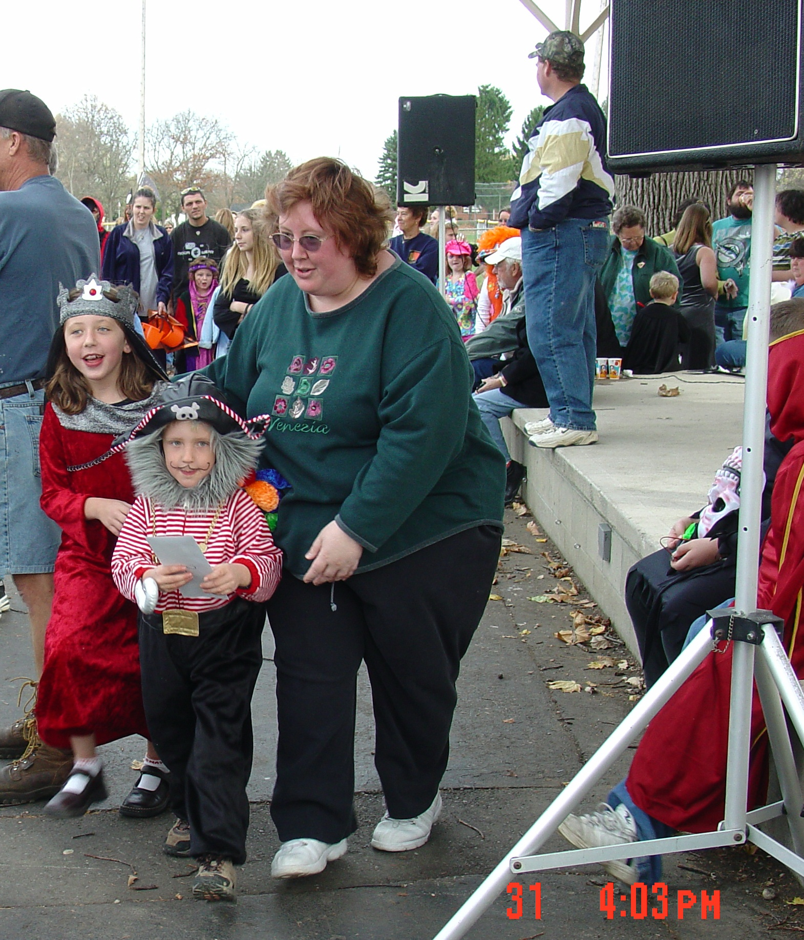 trick or treat parade from 2004 17