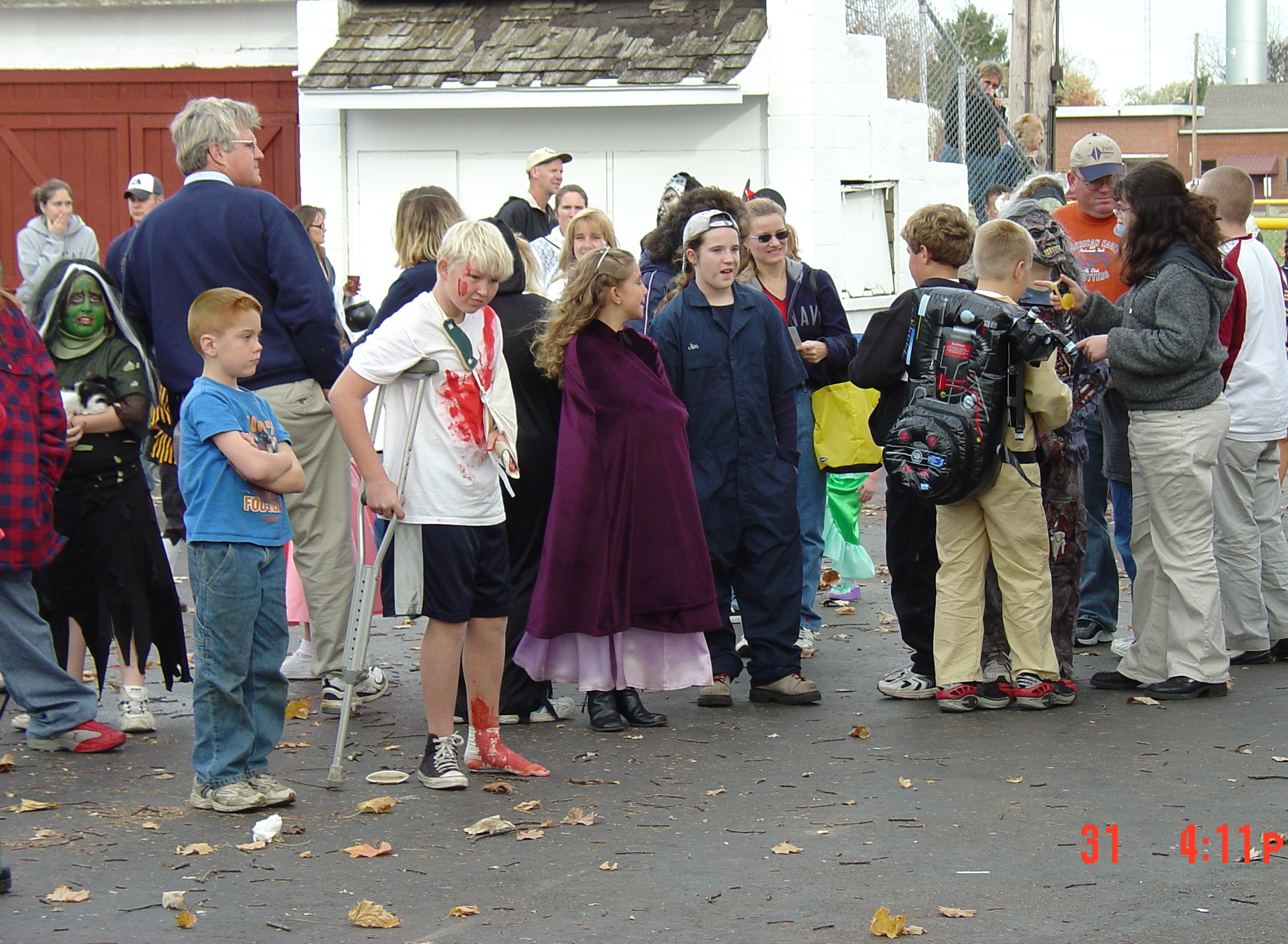 trick or treat parade from 2004 18