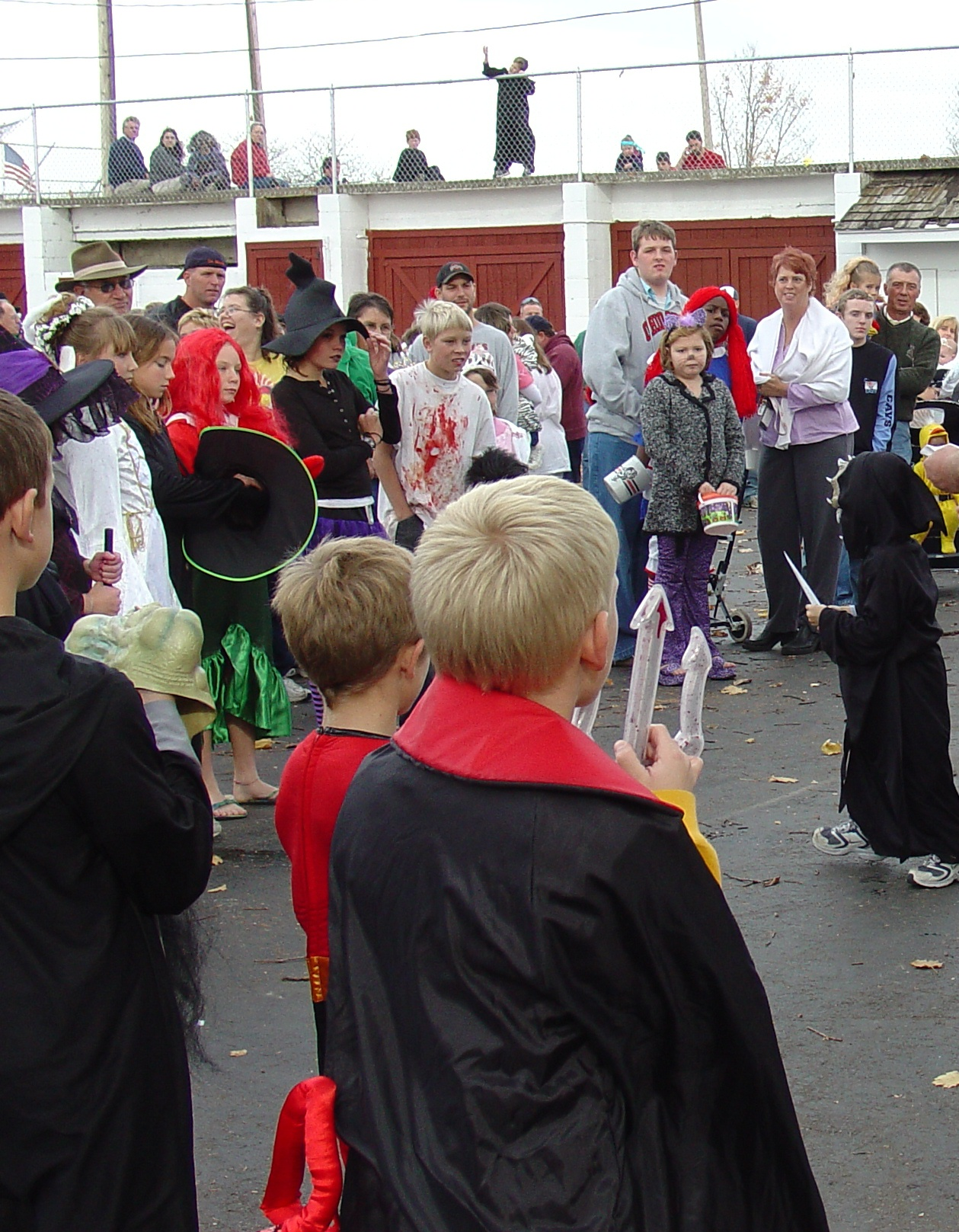 trick or treat parade from 2004 27