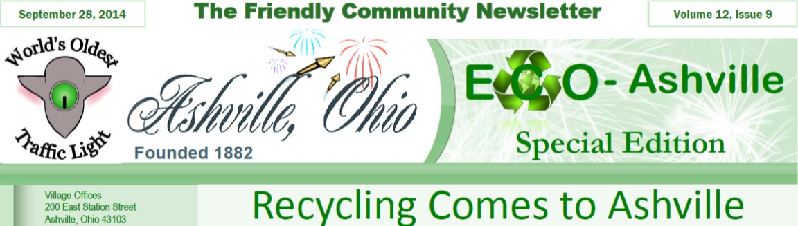 eco ashville newsletter
